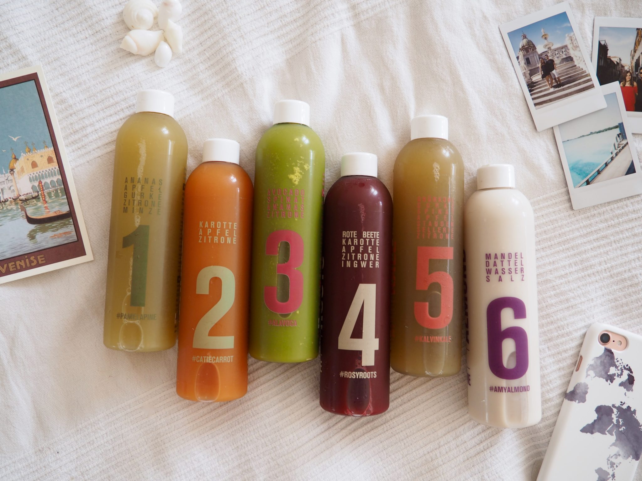 Post-Travel Detox: My Juice Cleanse Experience with 'Kale ...