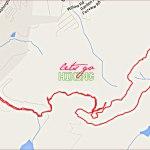Hiking Map