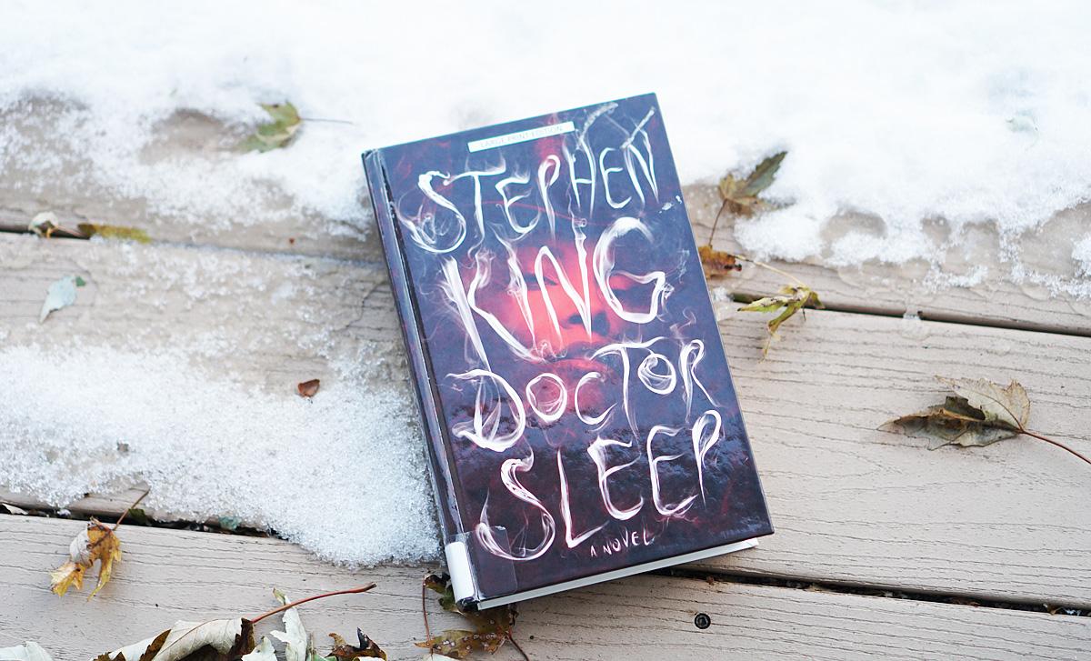 Doctor Sleep Book by Stephen King