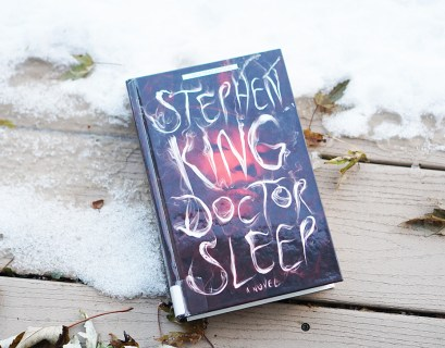 Doctor Sleep Book by Stephen King