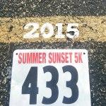 Summer Sunset 5K