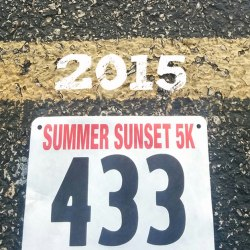 Summer Sunset 5K