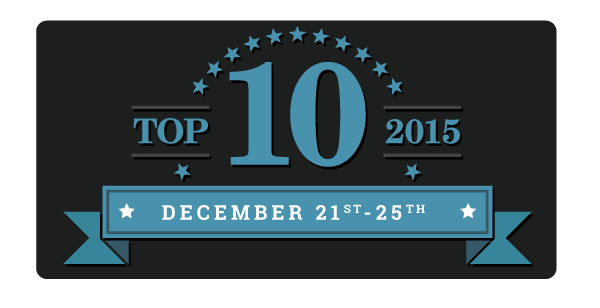 2015 Top 10 Blog Event