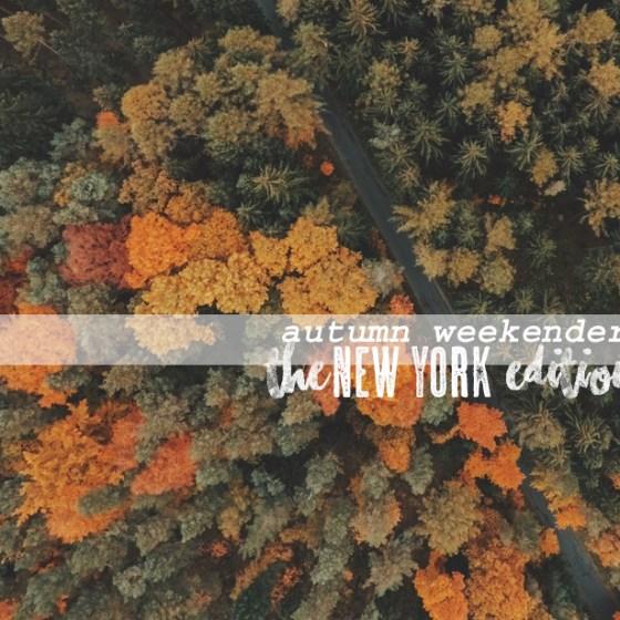 Travel Gear Fall in NY