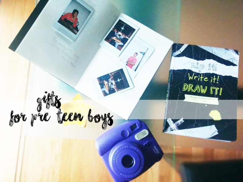 Gifts for PreTeen Boys