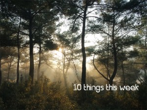 10 Things This Week