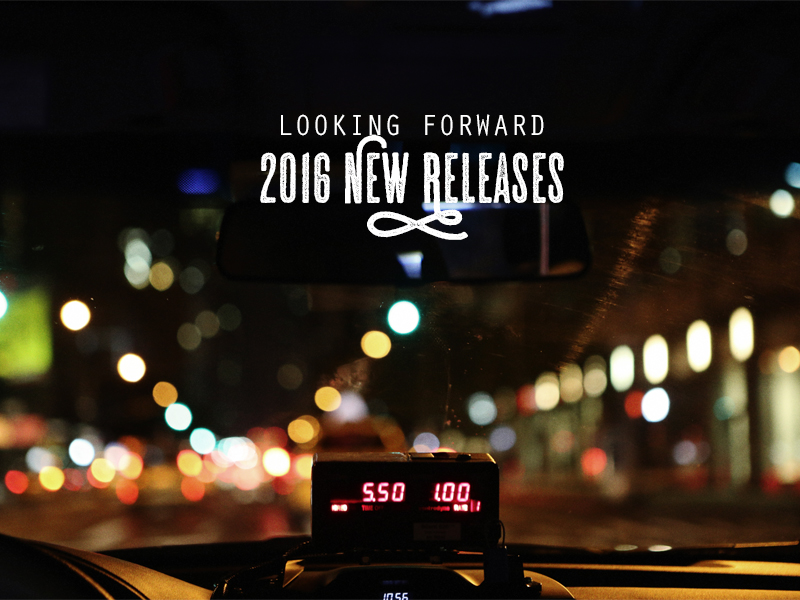 2016 New Releases