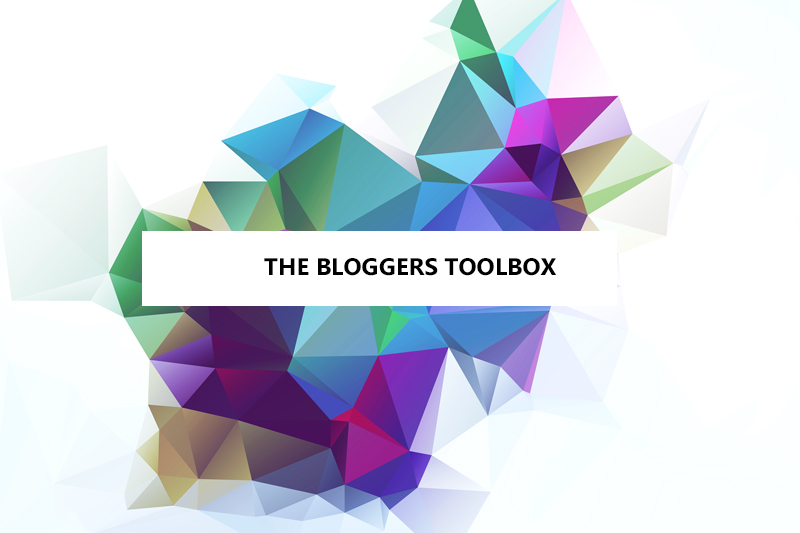 Bloggers Toolbox