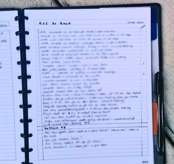 bullet-journal-planner