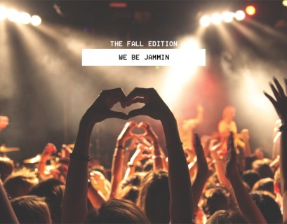Tunes to Jam With This Fall