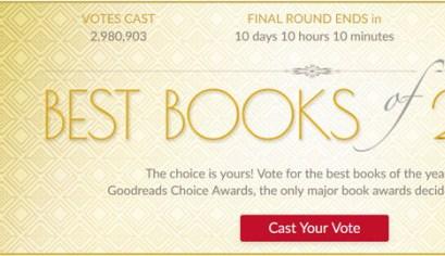 Goodreads Readers Choice Book Awards