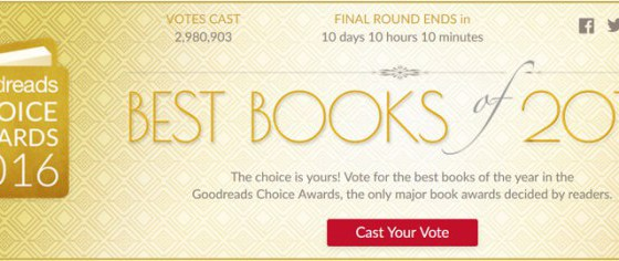 Goodreads Readers Choice Book Awards