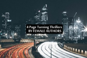 Thrillers by Female Authors