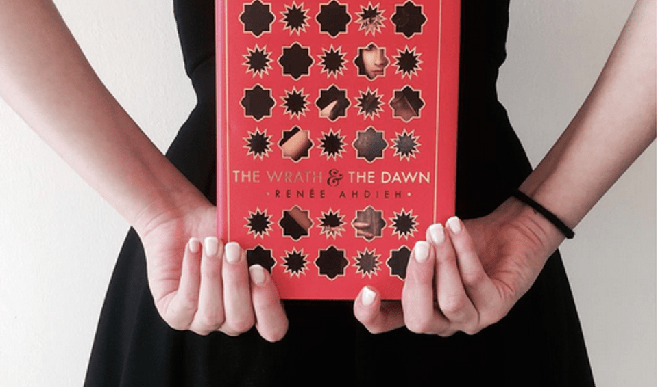 wrath of dawn book