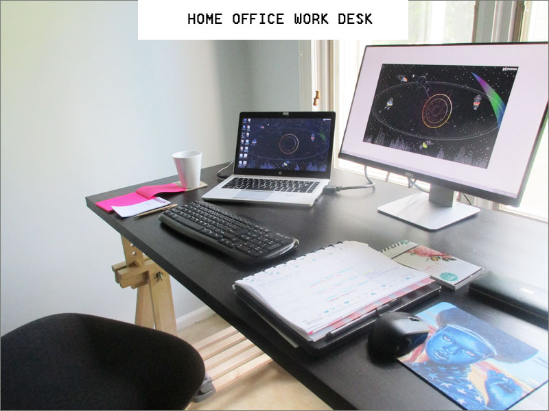 Hoem Office Work Desk