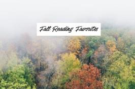 Fall Reading Favorites