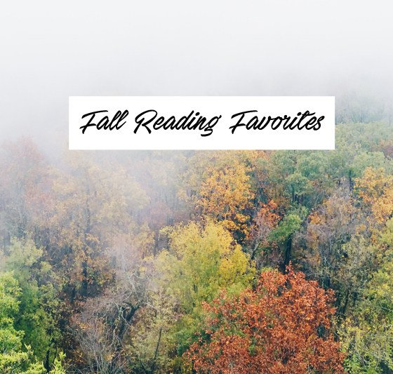 Fall Reading Favorites