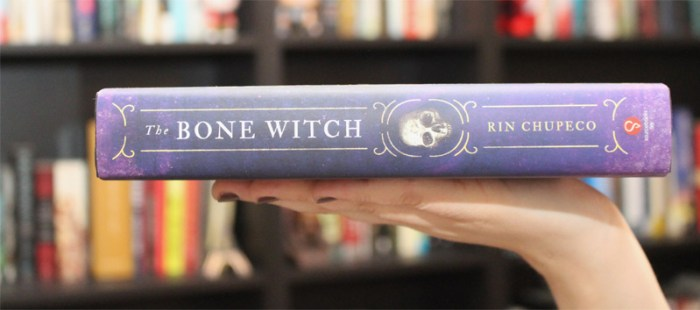 The Bone Witch Book