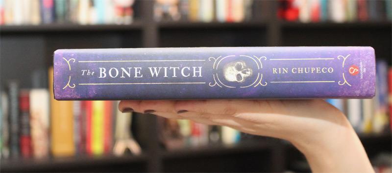 The Bone Witch Book
