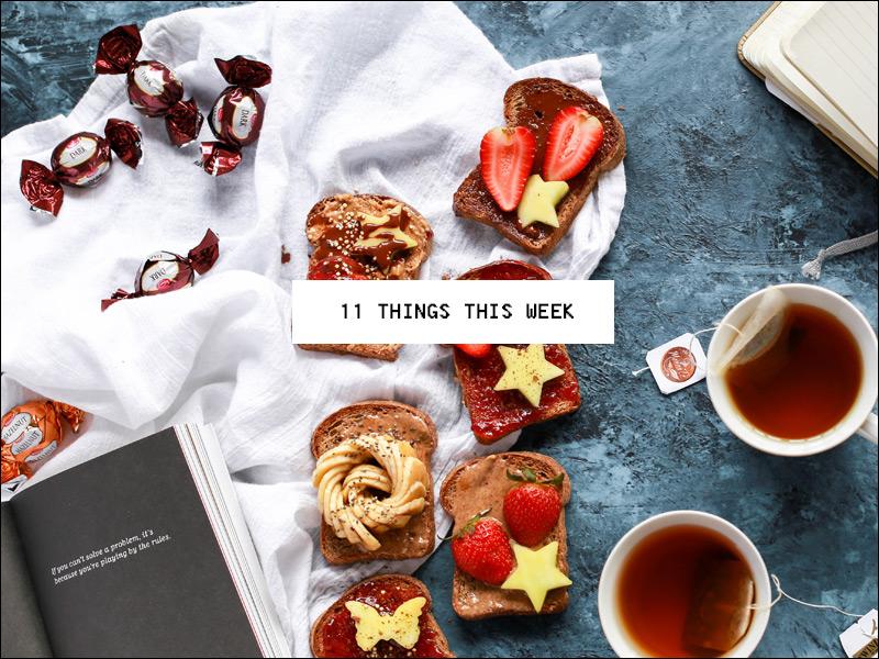 11 Weekly Links