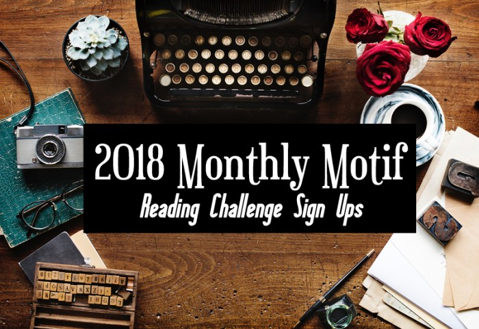 Monthly Motif Challenge