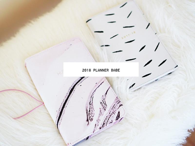 2018 Planner Babe