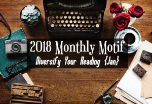 January Monthly Motif Reading Challenge