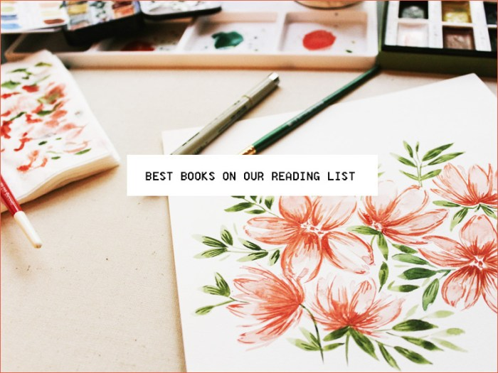 Best Books on Our Reading List