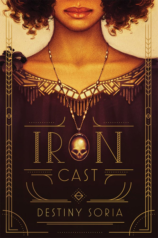 Iron Cast (Book)