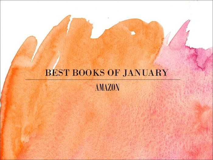 Amazon Best Books January