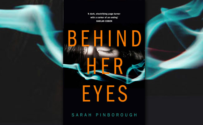 Behind Her Eyes (Book)