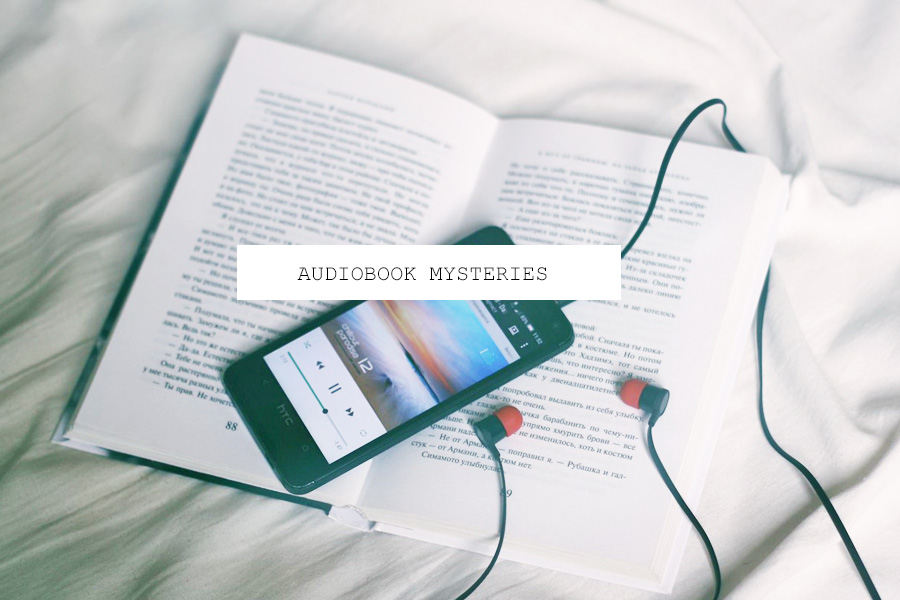 audiobook mysteries