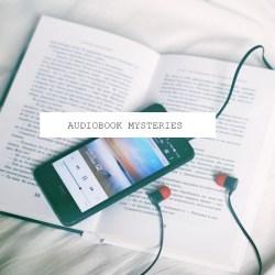audiobook mysteries