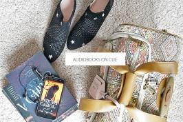 Audiobooks on Cue
