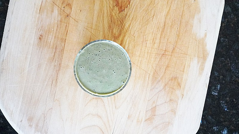 Morning Jump Start Green Smoothie