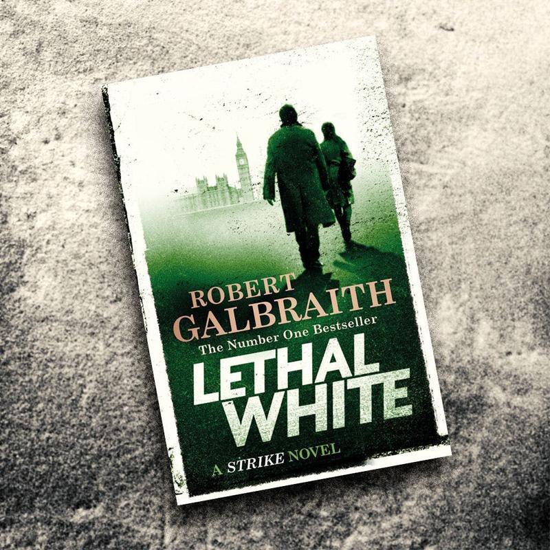 Lethal White (Coromoran Strike)