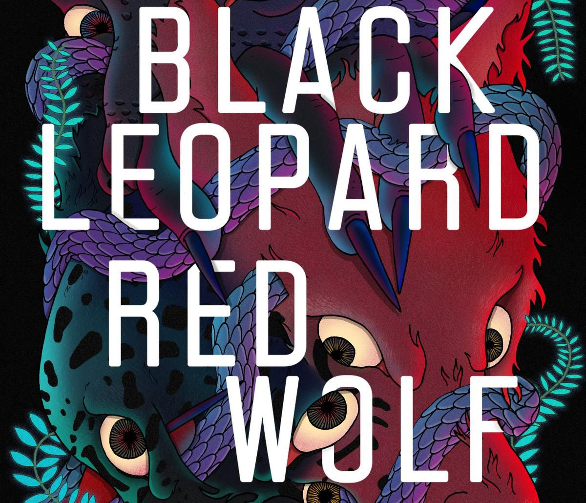 Black Leopard Red Wolf