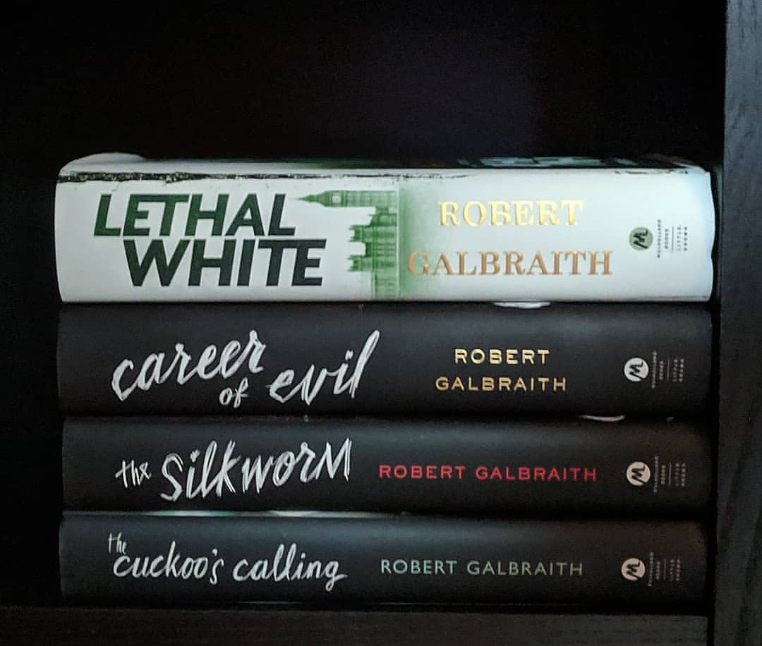 Cormoran Strike Books