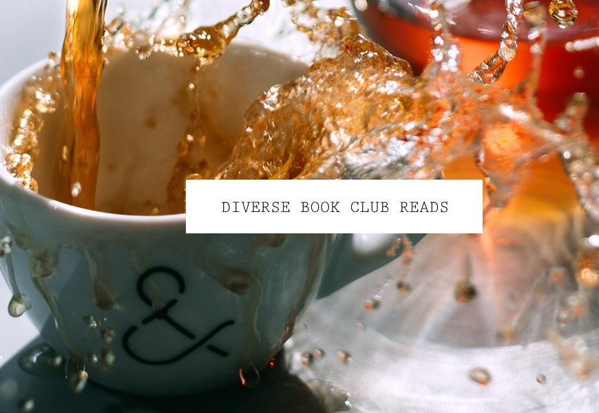 diverse book club reads