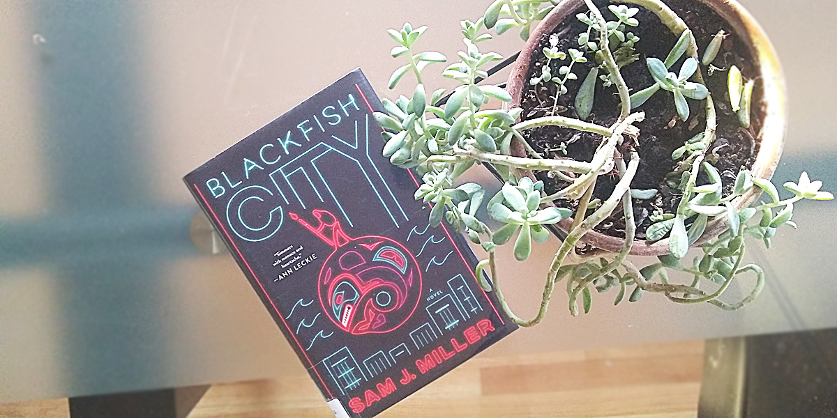 Blackfish City (Book)