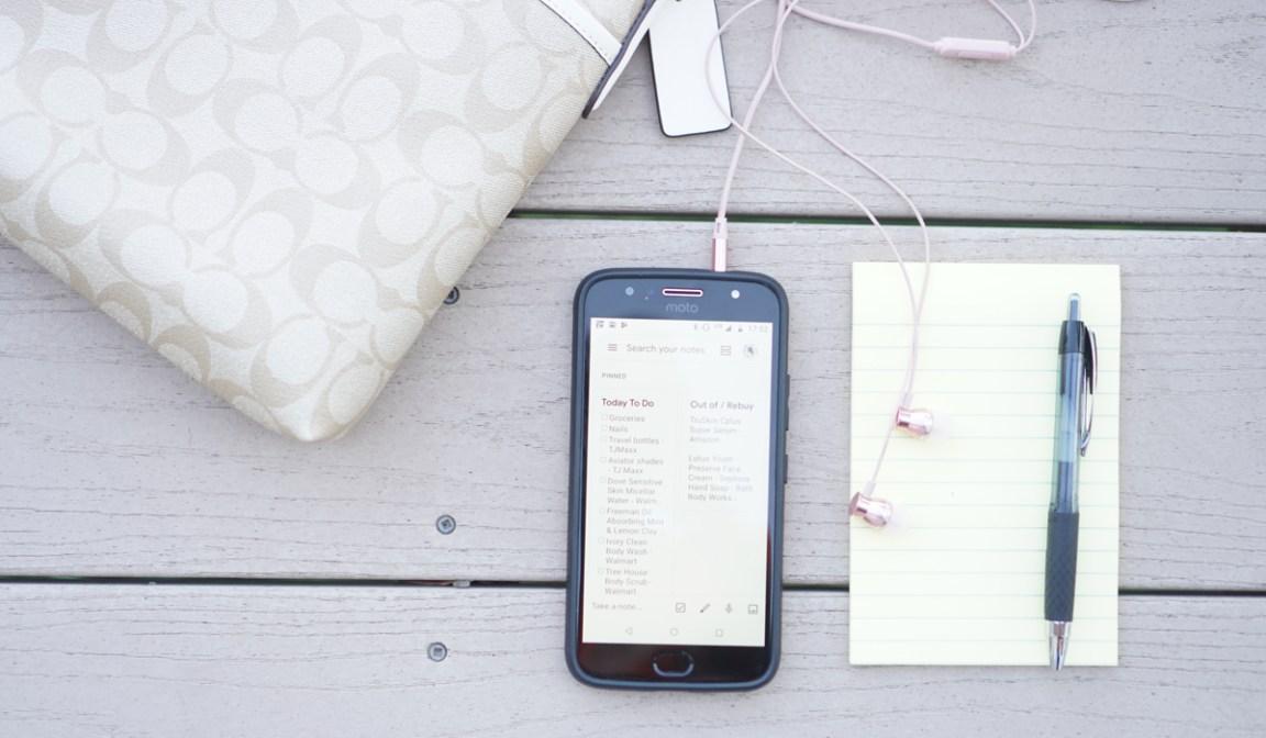 How I Use Google Keep Notes for Organization – Girlxoxo com