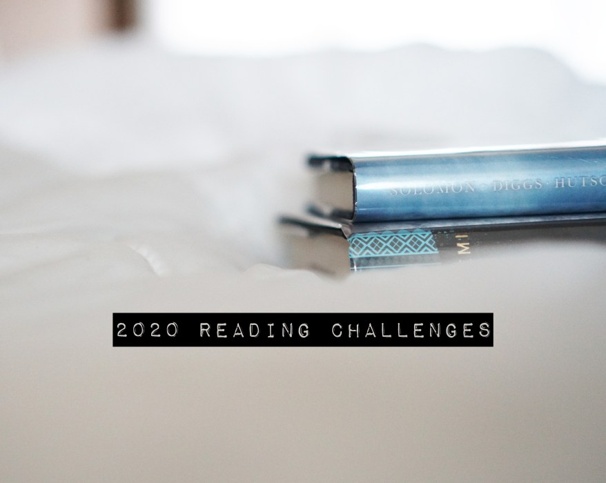2020 reading challenges