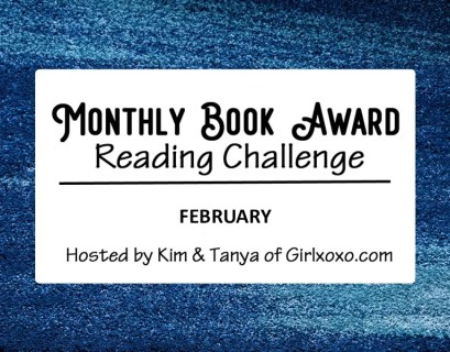 Book Award Reading Challenge February
