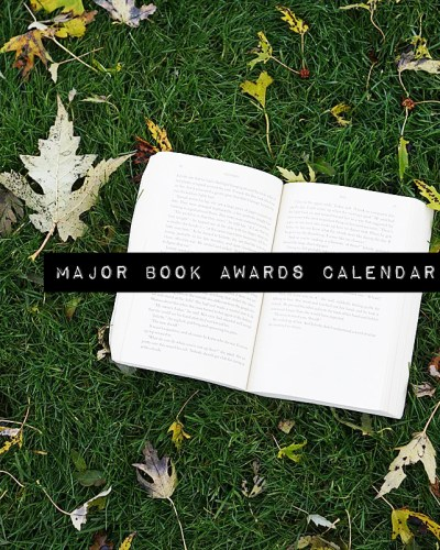 2020 book awards calendar