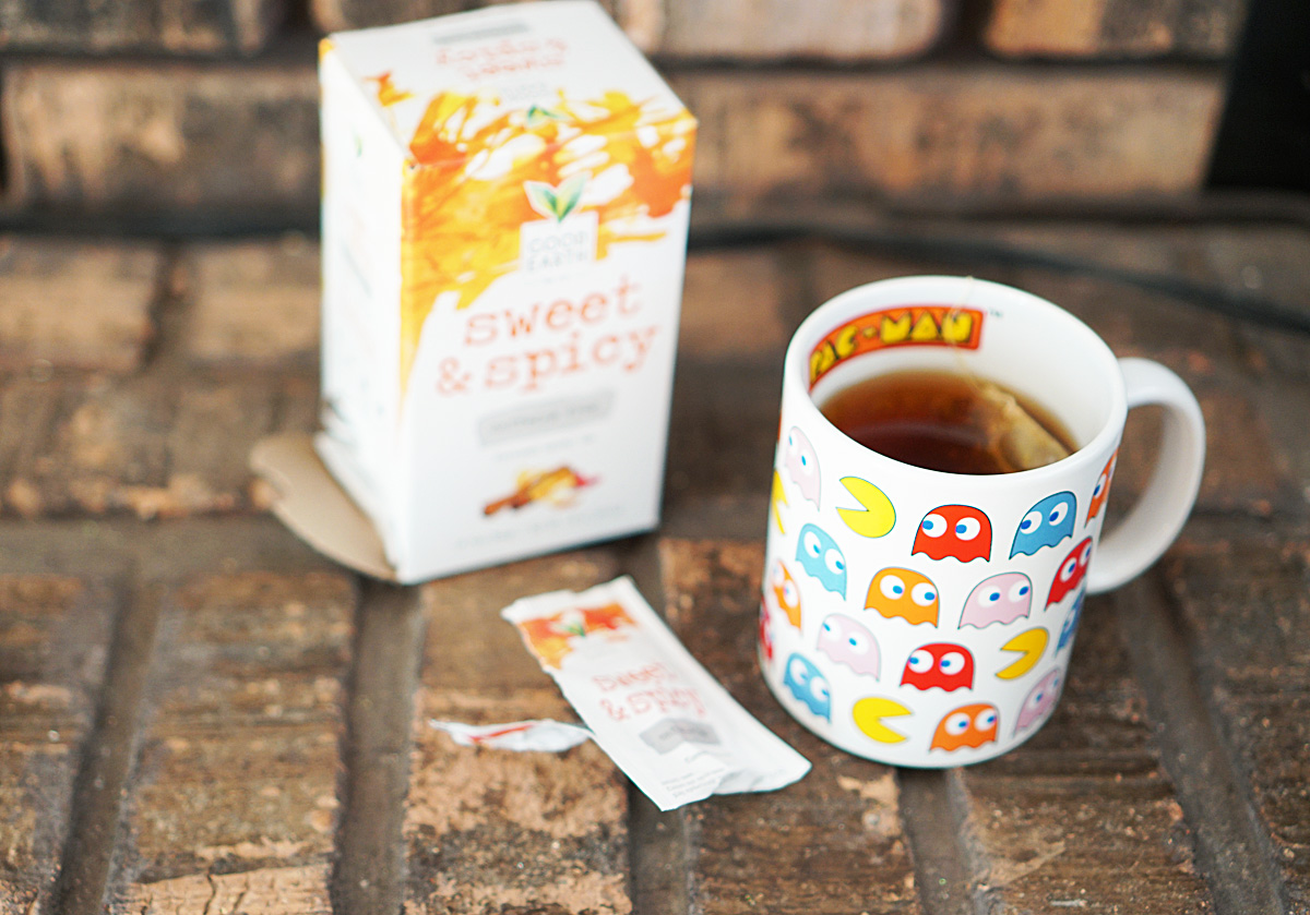 Good Earth Sweet and Spicy Tea