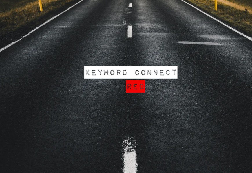 Keyword Connect - Red