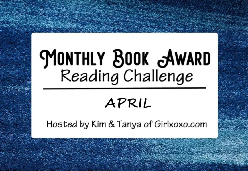 April Book Award Reading Challenge