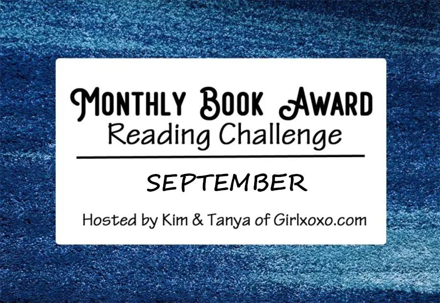 September Book Award Reading Challenge
