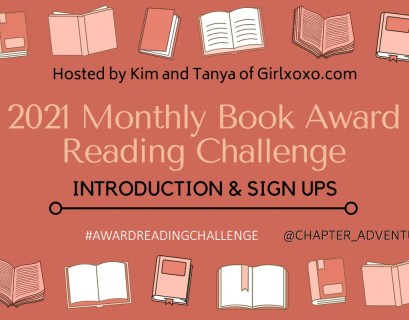 award reading challenge