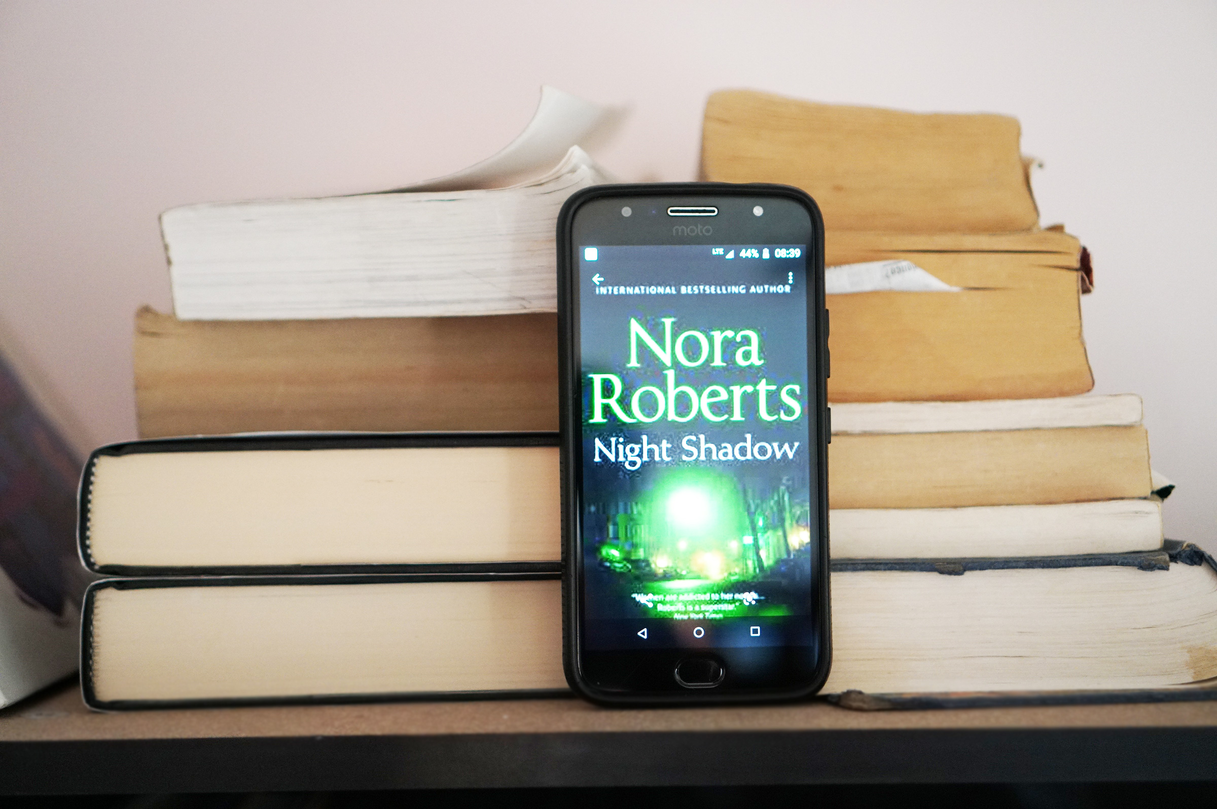 Night Shadow (Book)